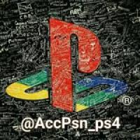 کانال فروش اکانت های PS4