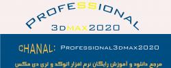 Professional3dmax2020